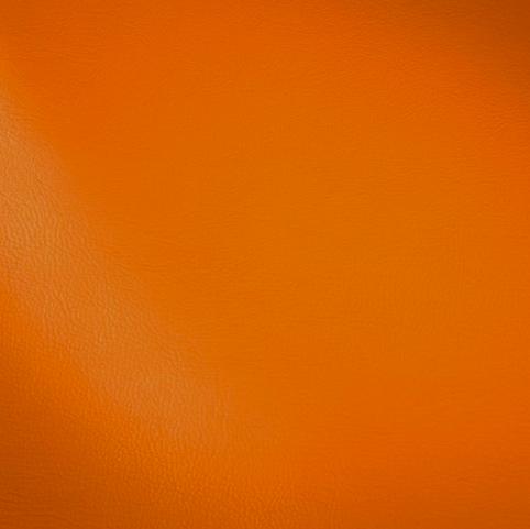 Cuir Lederimitat, orange metallic
