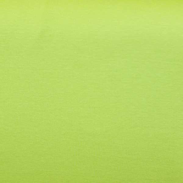 Glattes Bündchen hellgrün