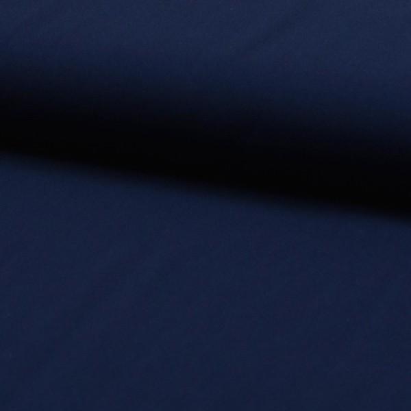Viskosewebstoff, dunkelblau