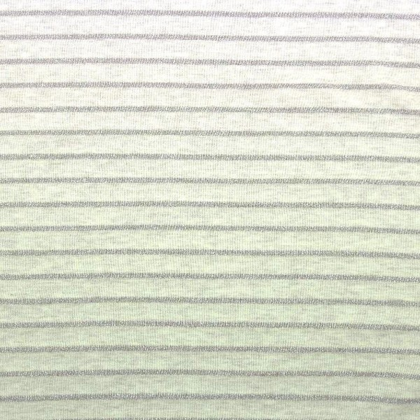 Melange Lurex Stripes sand, Jersey