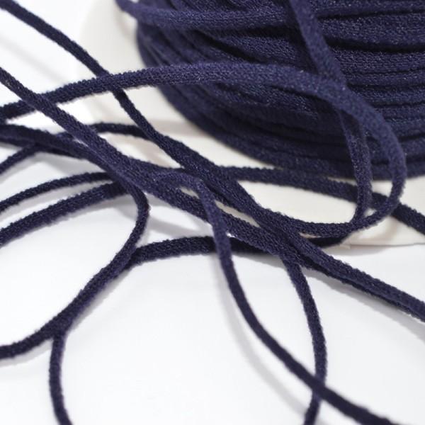 Gummischnur Lycra Elastic, 3 mm, dunkelblau