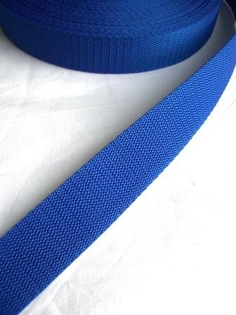 Gurtband, royalblau
