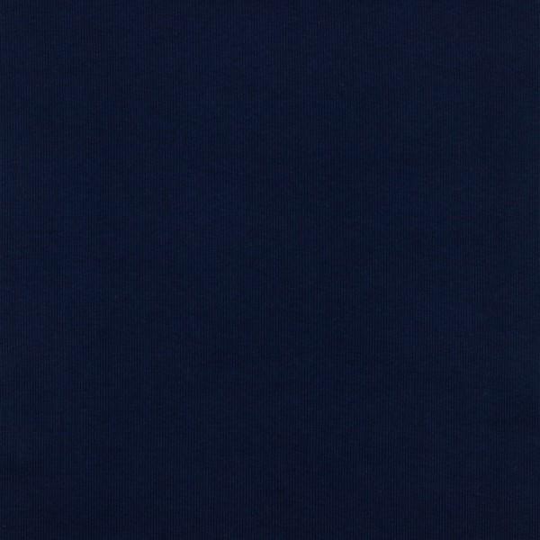 Ripp-Bündchen dunkelblau