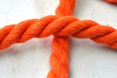 XL Kordel, 12 mm, orange