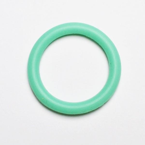 O-Ringe für Schnuller, türkisgrün