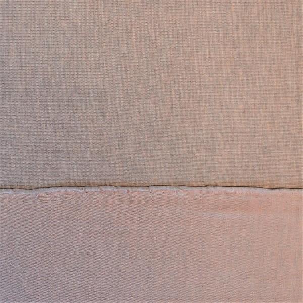 Top- Viskosestrickjersey rosa-meliert