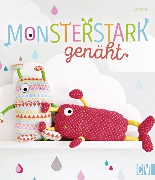 Monsterstark genäht, Buch