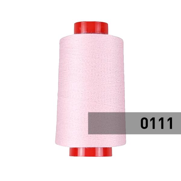 Overlock Garn, rosé (111)