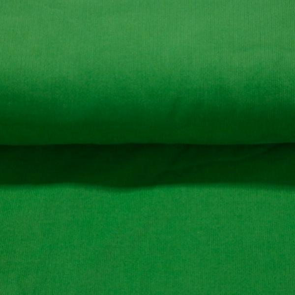 Feincord grasgrün