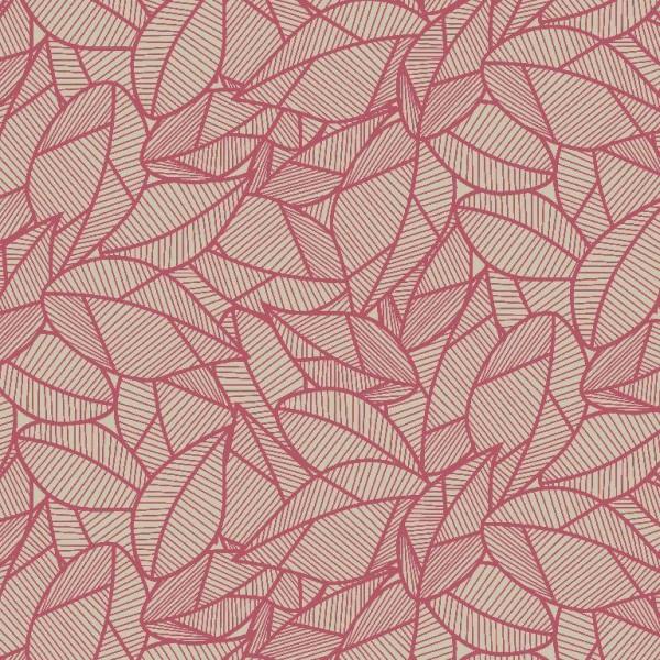 Blätter beere, Dekostoff