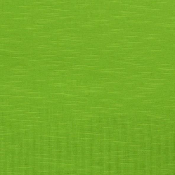 Slub-Jersey hellgrün