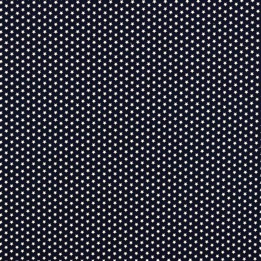Lili Mini Stars, dunkelblau, waschbar bei 60°