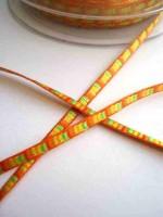 Band, ditto orange, 3 mm