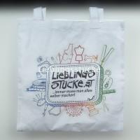 Überraschungstüte Schrägbänder, uni, 5 x 1m