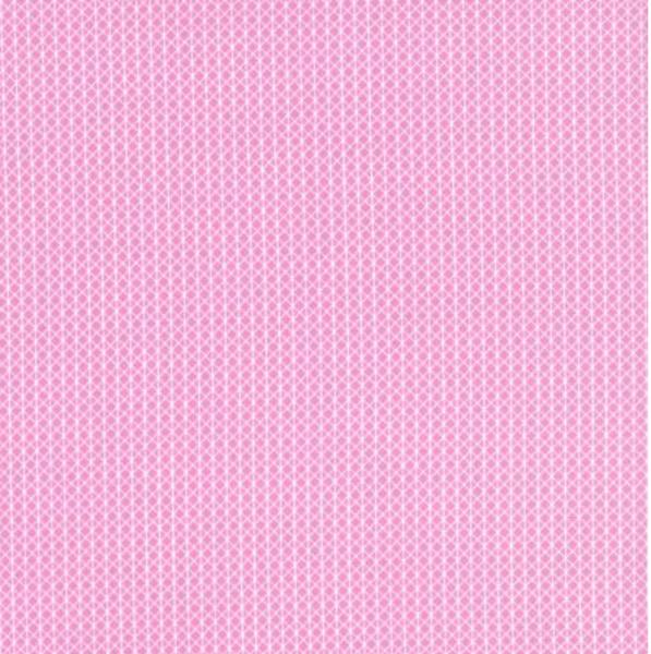 Cotton+Steel, Basics Muster pink, Baumwollstoff