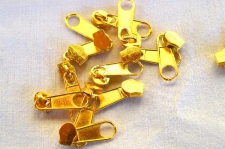 Schieber für Endlos-RV, gold
