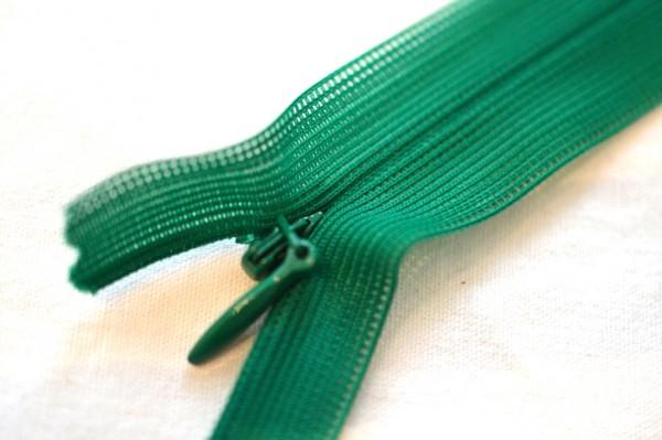 Nahtzipp, smaragdgrün *SALE*