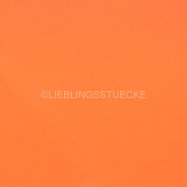 Candy Cotton orange, Webstoff