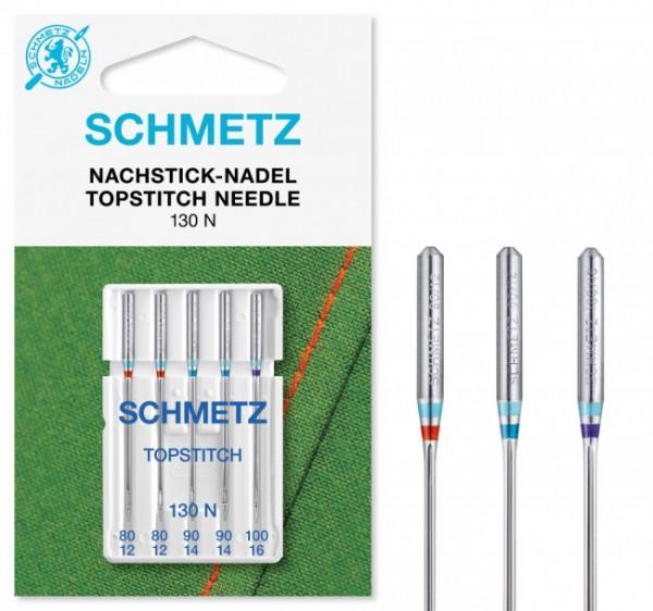 Schmetz TopStich Nadeln 80-100