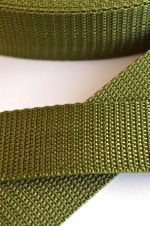 Gurtband, waldgrün