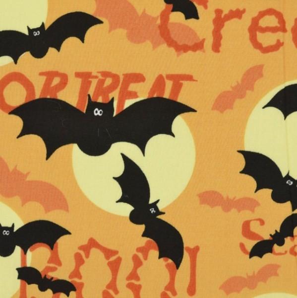 Spooky Bat, Webstoff