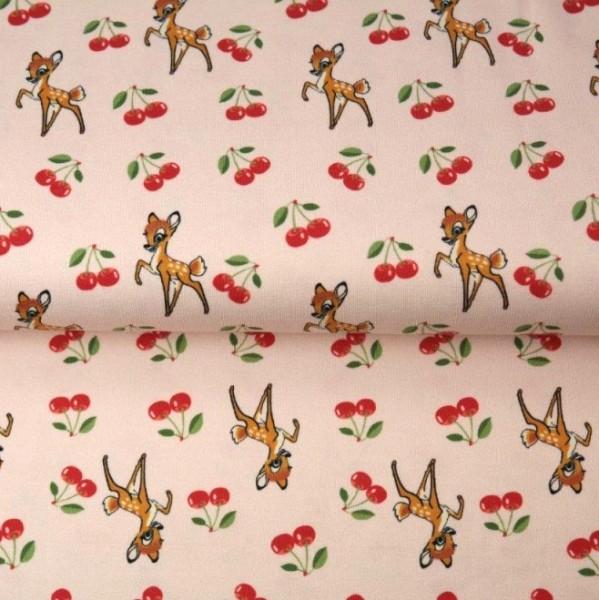Stenzo Bambi&Kirschen rosa, Jersey