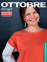 Ottobre Design Women, Herbst/Winter 5/2014 REPRINT