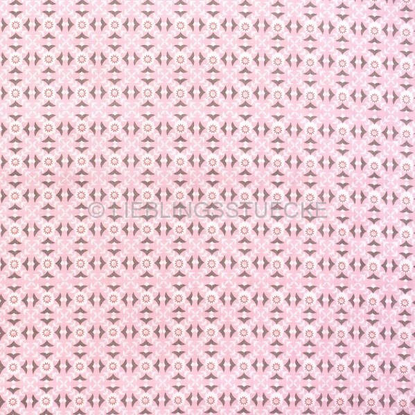 Mathilda Retroblümchen rosa