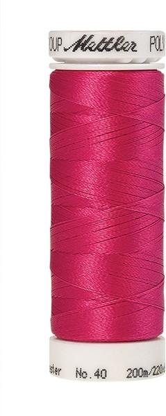 Poly Sheen Stickgarn, pink (2520)