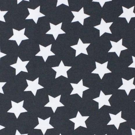 Tom, große Sterne schwarz, Jersey