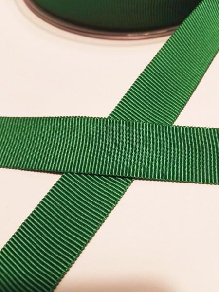 Ripsband, grün
