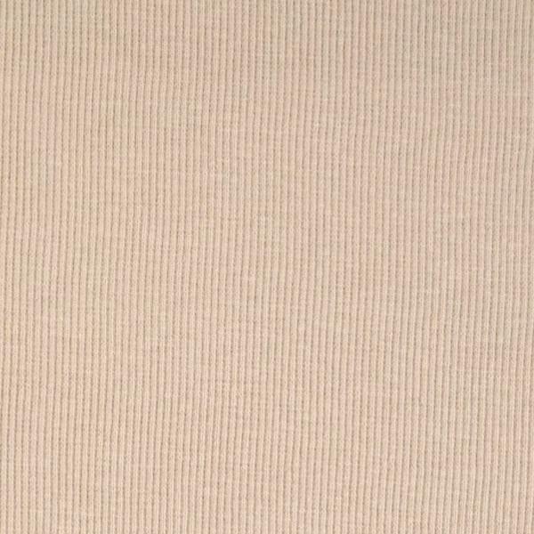 Ripp-Bündchen sand