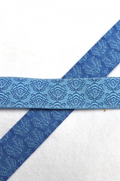 Donna Fiona, blau, Webband