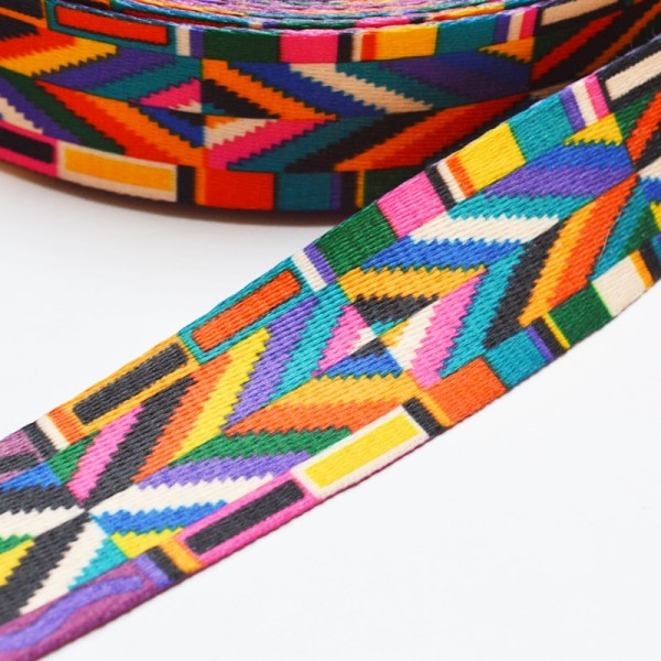 Gurtband, Inka Patch