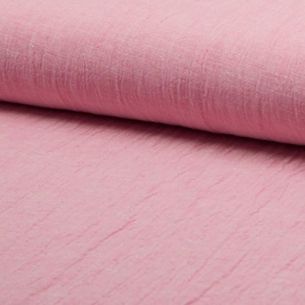 Feines Reinleinen rosa