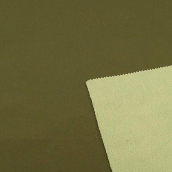 Softshell khaki mit hellgrün, *SALE*