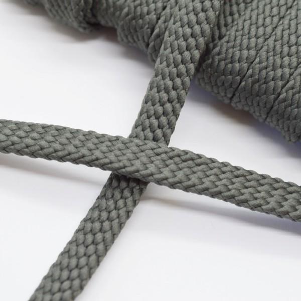 Hoodieband, 10 mm, dunkelgrau