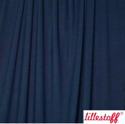 lillestoff Modal-Jersey, dunkelblau