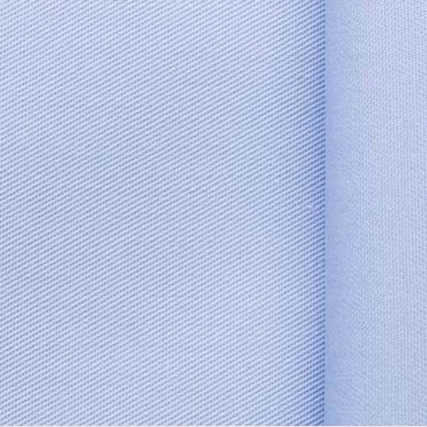 Top-Köperstoff hellblau, waschbar bei 90°, farbbeständig