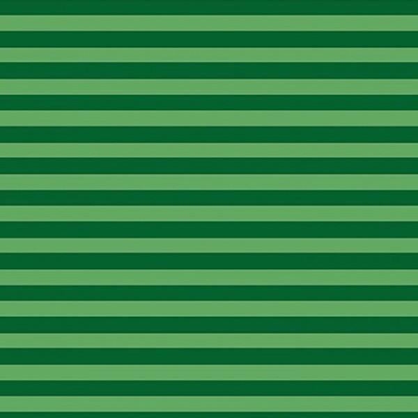 Willi, Streifenjersey grün