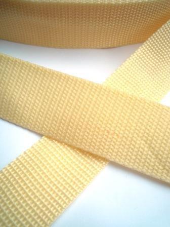 Gurtband, vanille