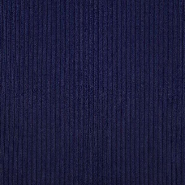 XL Ripp-Jersey, dunkelblau