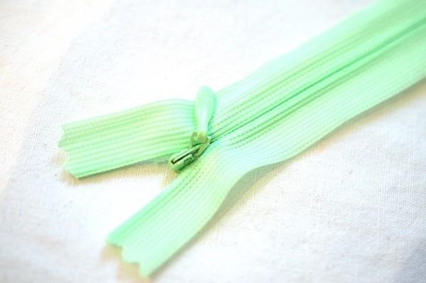 Nahtzipp, lindgrün *SALE*