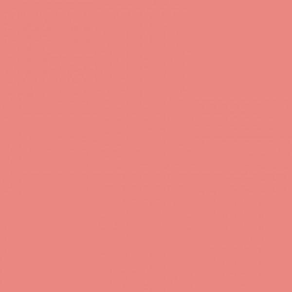 Glattes Bündchen helle koralle