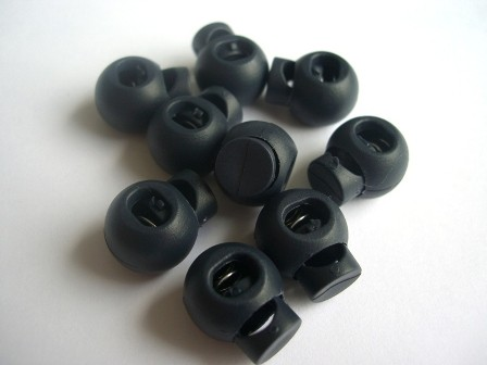 Kordelstopper, dunkelblau (klein)