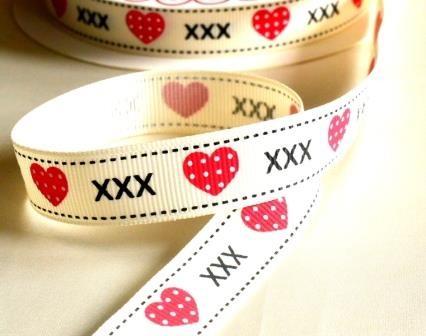XXX, Ripsband *SALE*