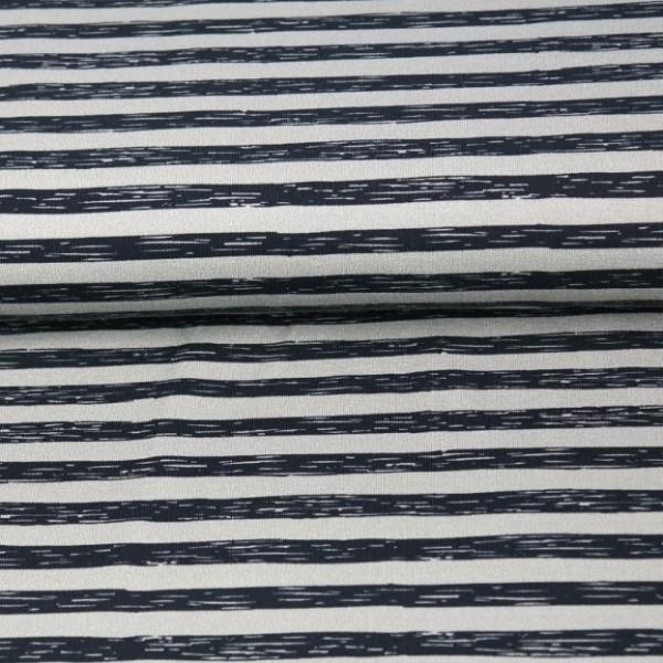 Stenzo Kritzelstreifen graubraun/schwarz, Jersey