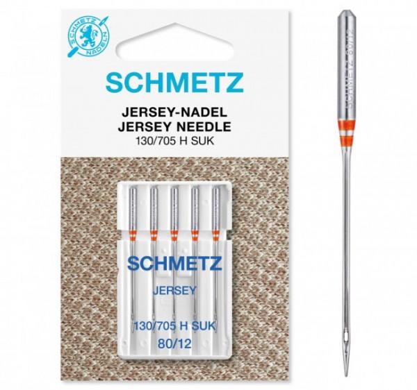 Schmetz Jersey Nadeln 80/12