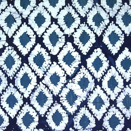 Dekostoff, Batik Canvas