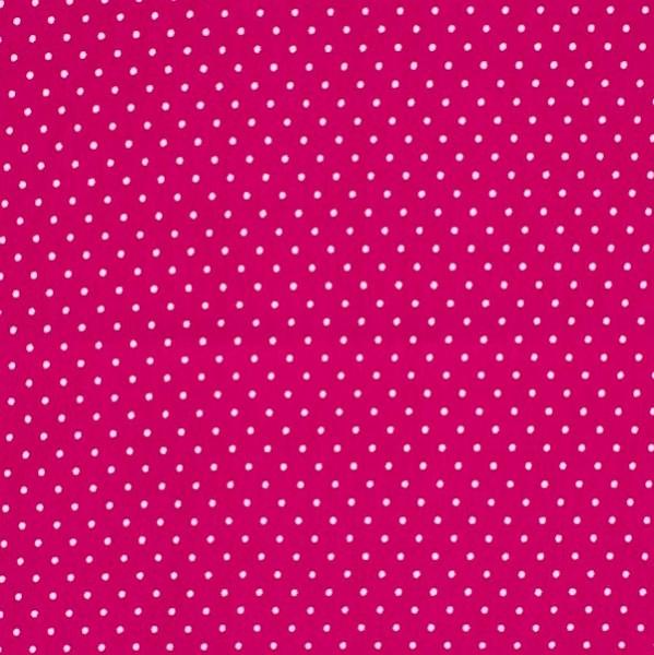 Miri kleine Punkte pink, Jersey